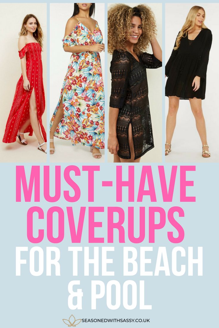 Must Have Coverups For The Beach and Pool 1