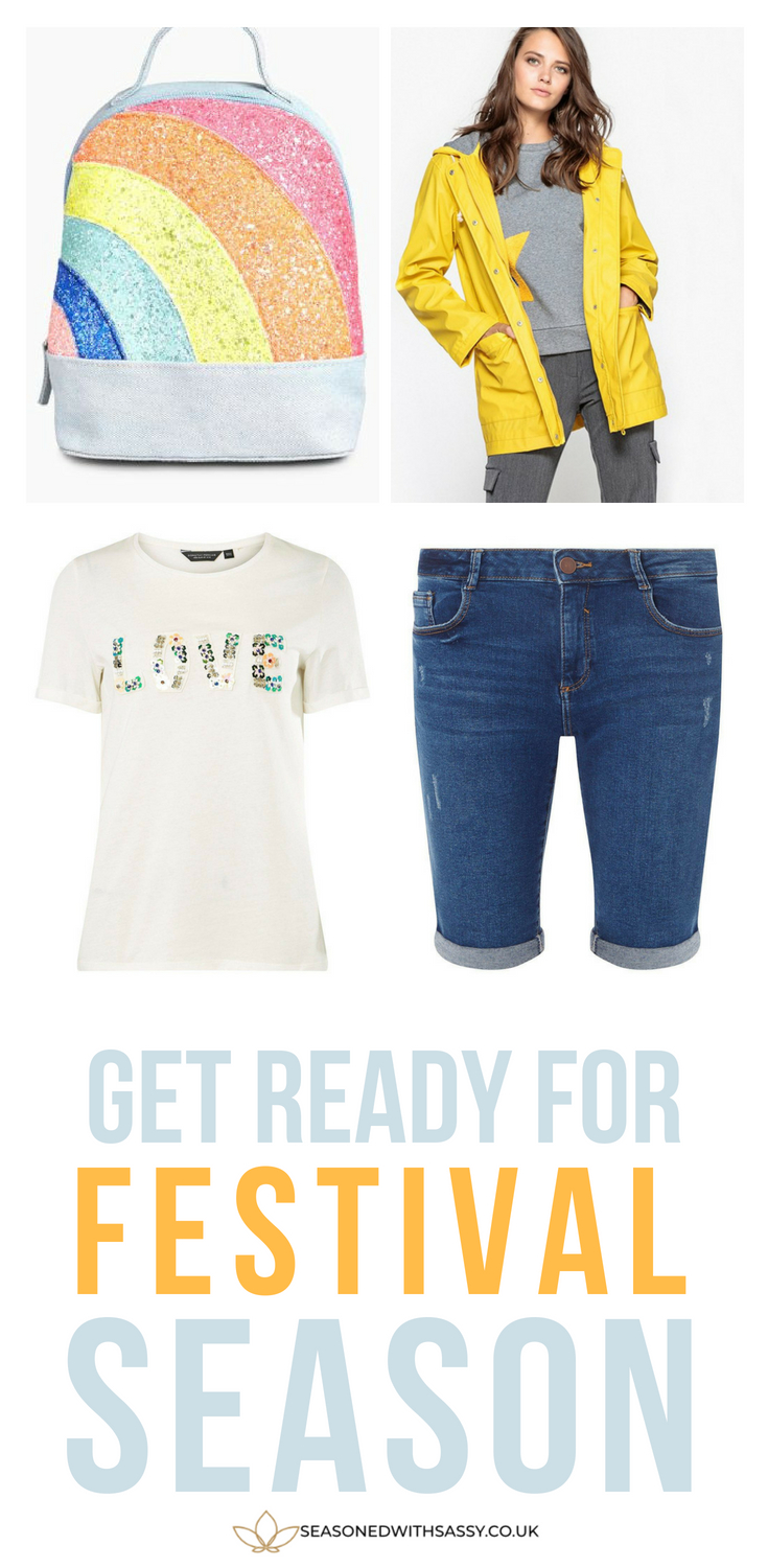 get ready for festival season