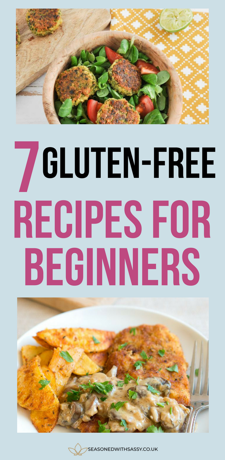 7 gluten free recipes for beginners 1