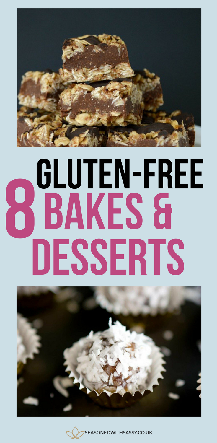8 gluten free bakes and desserts