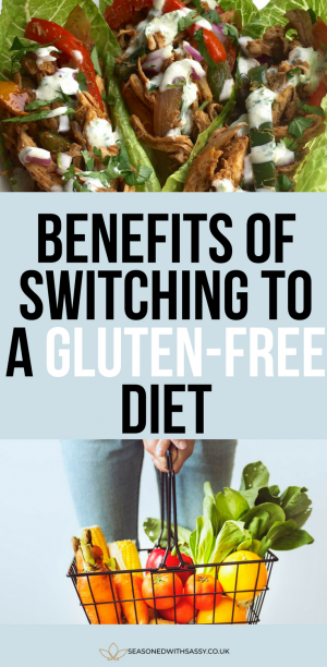 Benefits of Switching to a Gluten Free Diet