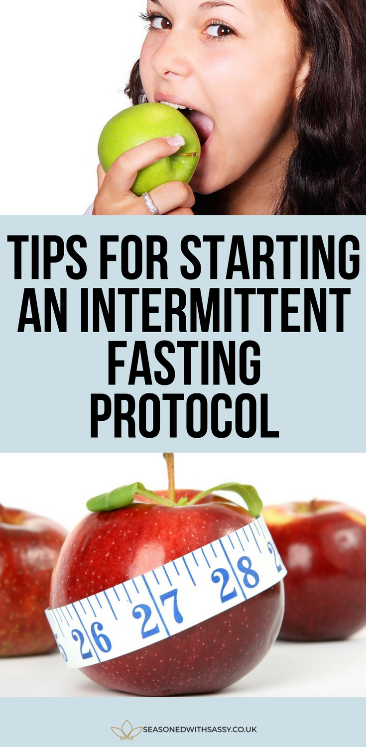 Tips for Starting an Intermittent Fasting Protocol