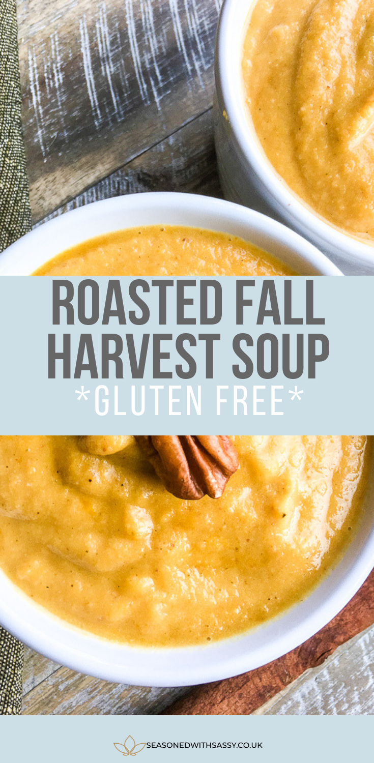 Roasted Fall Harvest Soup