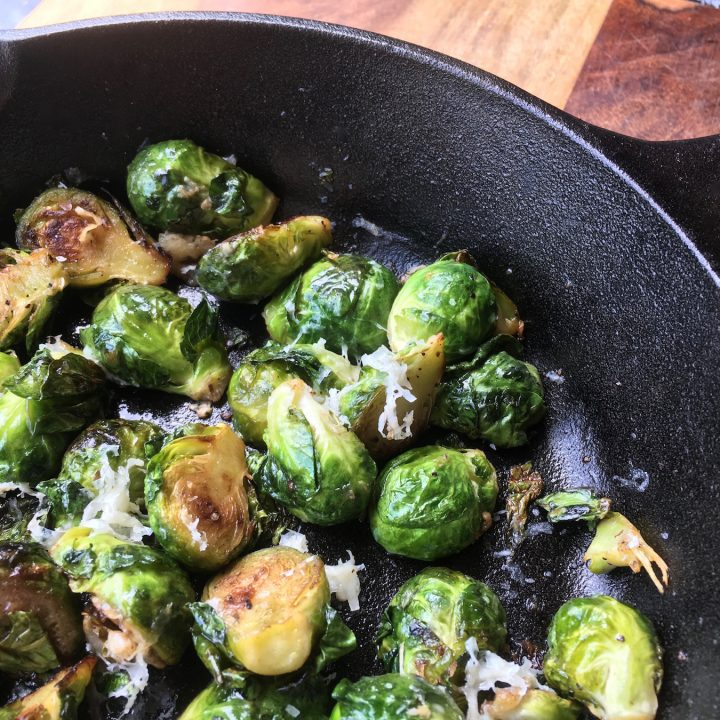 BrusselsSprouts horizontal castiron