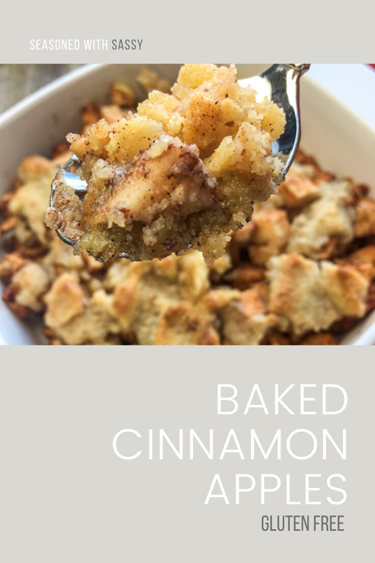 Baked Cinnamon Apples