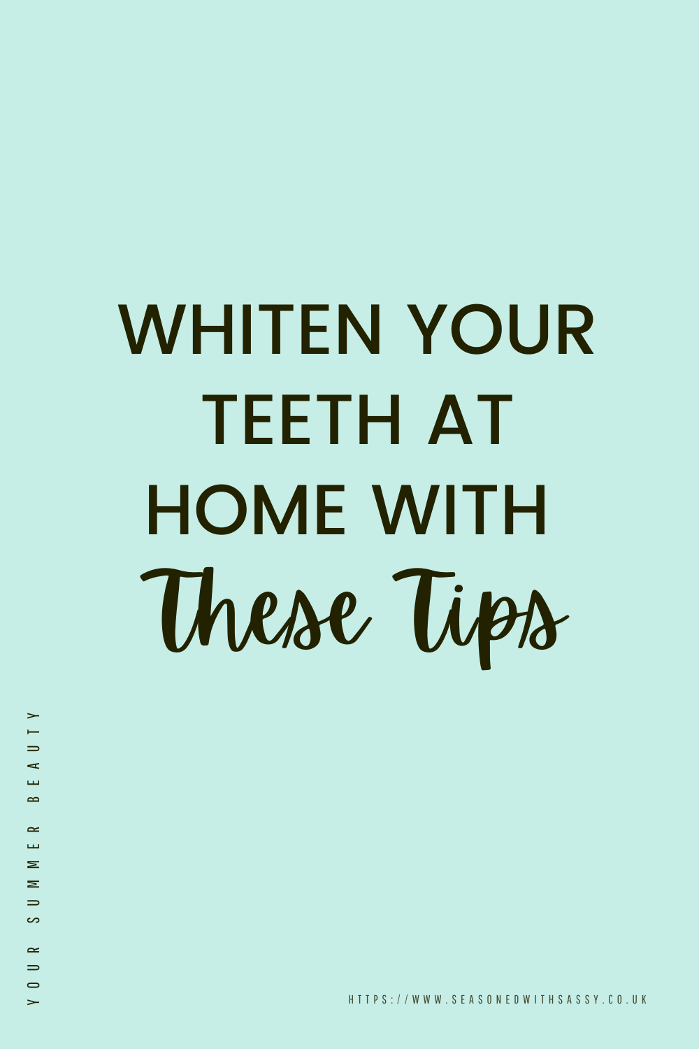 Whiten Your Teeth at Home With These Tips